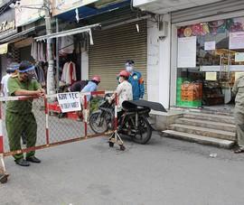 Phú Nhuận đóng cửa hàng ngàn sạp chợ, hộ kinh doanh tự phát