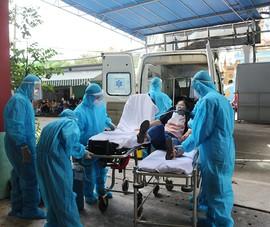 Bình Thạnh đưa vào hoạt động trung tâm điều trị F0 ban đầu 180 giường
