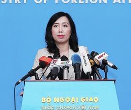 Việt Nam chưa nhận được tin về thượng đỉnh Mỹ - Triều Tiên