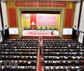 Hội nghị toàn quốc về công tác phòng chống tham nhũng