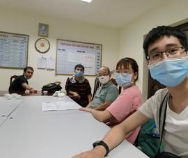 Công an làm việc với nhóm thu nhặt xác thai nhi tại Hà Nội