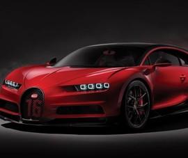 Bugatti Chiron cho thuê mỗi tháng bằng giá mua chiếcPorsche