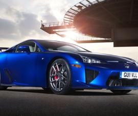 Chuyện lạ khi xe Toyota Lexus lắp động cơ Yamaha