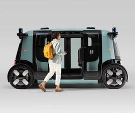 Gã khổng lồ thương mại điện tử Amazon ra mắt xe taxi tự lái