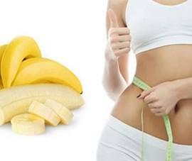 Vì sao ăn chuối lại giúp giảm cân nhanh chóng?