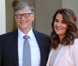 Vợ chồngBill Gates đang nắm hàng trăm triệu USD của Hoà Phát