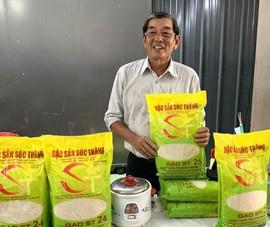 'Ông lớn' tuyên bố bảo hộ miễn phí nhãn hiệu gạo ST25 tại Mỹ