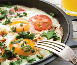Nếu ăn hàng chục quả trứng một ngày, chuyện gì xảy ra?