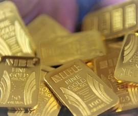 Giá vàng đang bị dồn nén, chuẩn bị tăng tốc trở lại