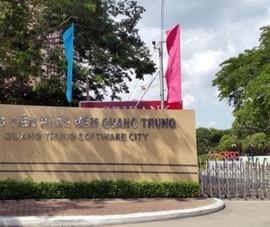 Tiếp tục thí điểm mô hình chuỗi Công viên phần mềm Quang Trung