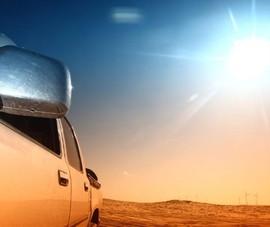 Vì sao ô tô nóng rất nhanh khi đậu dưới trời nắng?