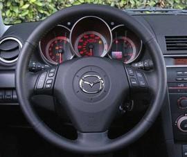 Những ai chạy Mazda có logo trên vô lăng, cần chú ý điều này