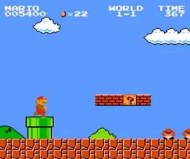 Băng trò chơi điện tử Super Mario bán giá triệu USD
