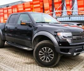 Vì sao những chiếc Ford bán tải hay gây ra tai nạn?