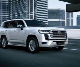 Toyota tuyên bố Land Cruiser sẽ là chiếc xe không bao giờ bị ăn trộm