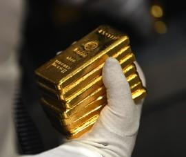Giá vàng lao dốc chỉ còn 48,4 triệu đồng