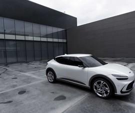 Hyundai ra xe điện hạng sang có giá 1,3 tỉ cạnh tranh với Mercedes