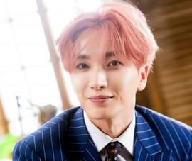 Trưởng nhóm Lee Teuk (Super Junior) xuất bản sách dạy nấu ăn