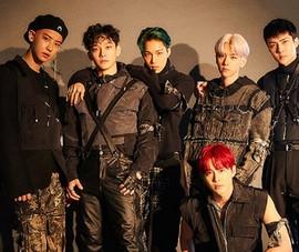 EXO tiếp tục gây bão các bảng xếp hạng thế giới khi trở lại