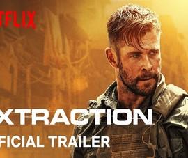Netflix mang bom tấn Extraction đến với người hâm mộ