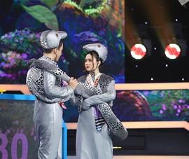 Khắc Minh, Ngọc Xuyên hóa vợ chồng thằn lằn trong gameshow
