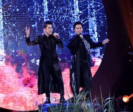 Thái Châu 'nổi da gà' về 2 giọng hát ấn tượng từ đội Quang Hà