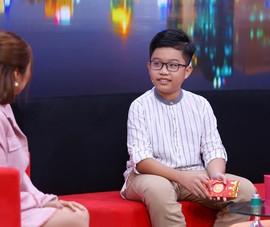 Hài hước cảnh cậu bé 11 tuổi muốn cất riêng tiền lì xì