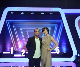 Đạo diễn Huỳnh Đông thừa nhận 'sợ vợ' trên sóng truyền hình
