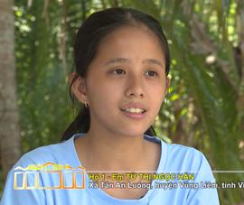 Xúc động câu chuyện nữ sinh viên kiếm tiền chữa bệnh cho cha