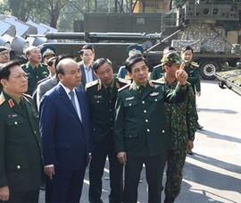 Bộ Quốc Phòng: Xây dựng quân đội tinh, gọn, mạnh và cơ động