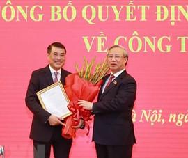 Ông Lê Minh Hưng chính thức làm Chánh Văn phòng TW Đảng