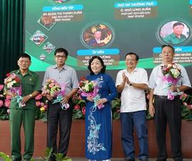 Ra mắt trang tin điện tử Hội Cựu Thanh niên xung phong TP.HCM