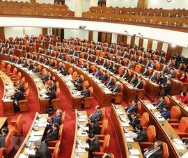 Ban Chấp hành Trung ương Đảng bàn về công tác nhân sự