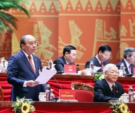Thông cáo Ngày làm việc thứ hai của Đại hội Đảng lần thứ XIII