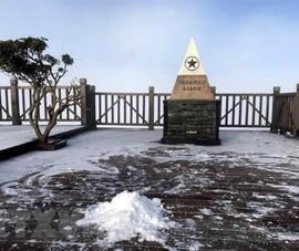 Bắc Bộ rét đậm, có khả năng xảy ra mưa tuyết, sét và mưa đá