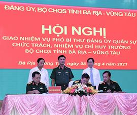Bộ Quốc phòng điều động, bổ nhiệm nhân sự mới