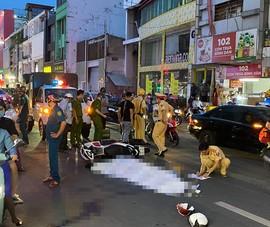 Phú Nhuận: Xe máy va chạm xe khách, 1 người thiệt mạng