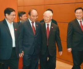 Chủ tịch nước Nguyễn Xuân Phúc ứng cử ĐBQH tại TP.HCM