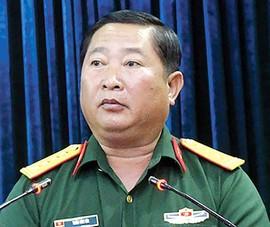 Ban Bí thư thi hành kỷ luật phó Tư lệnh Quân khu 9