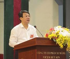 Ông Bùi Hồng Minh giữ chức Thứ trưởng Bộ Xây dựng