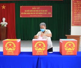 63 tỉnh, thành hoàn tất công bố danh sách trúng cử đại biểu HĐND