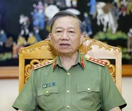 Bộ trưởng Tô Lâm: Lực lượng ANND mãi mãi là 'Thanh bảo kiếm' của Đảng