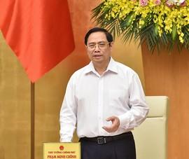 Chỉ thị của Thủ tướng: Thần tốc xét nghiệm, tiêm vaccine cho nhân dân