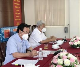 Bí thư TP.HCM Nguyễn Văn Nên: Quận 7 là điểm khởi đầu giai đoạn bình thường mới
