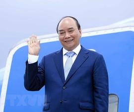 Chủ tịch nước Nguyễn Xuân Phúc đã đến Hoa Kỳ