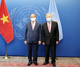 Liên Hợp Quốc sẽ hỗ trợ Việt Nam ứng phó với đại dịch COVID-19