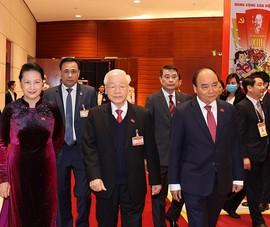 Tổng Bí thư, Chủ tịch nước dự phiên trù bị Đại hội Đảng XIII