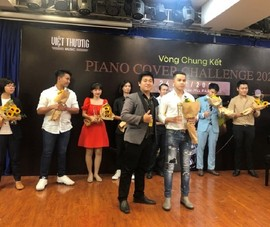 Chàng producer phòng thu đoạt giải nhất cuộc thi Piano
