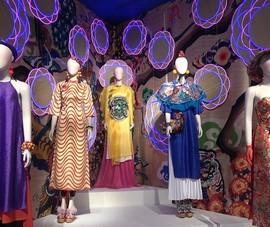 60 mẫu thiết kế áo dài đặc sắc của NTK Thuỷ Nguyễn
