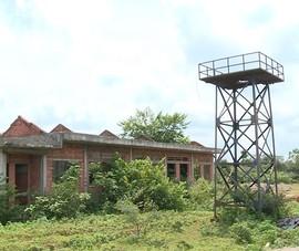 Phục hồi điều tra vụ trạm xử lý nước thải tiền tỉ bị bỏ hoang